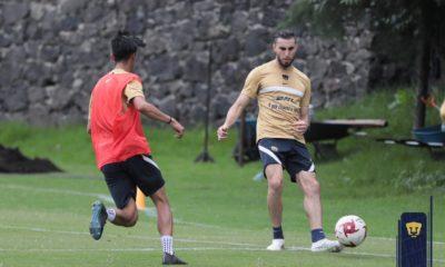 Mayorga ya dejó a Pumas y trabaja con Chivas. Foto: Twitter Pumas