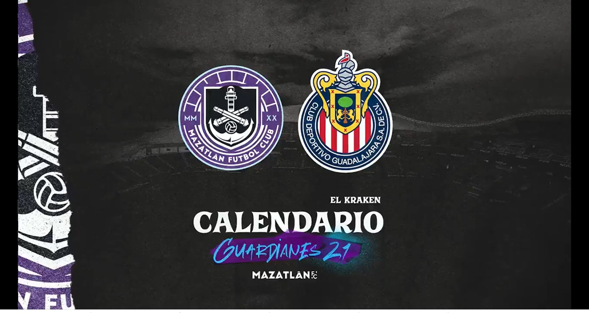 Mazatlán se burla de Chivas. Foto: Twitter Mazatlán