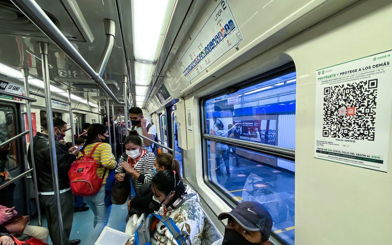 Cierran accesos del Metro Bellas Artes por Contingencia Sanitaria