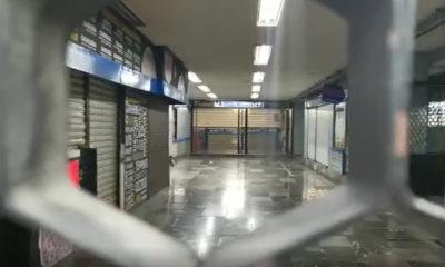 Cierran estaciones del Metro por aglomeración de gente en CDMX