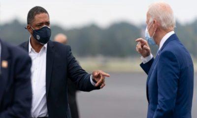 Asesor de Joe Biden, Cedric Richmond, da positivo a Covid-19