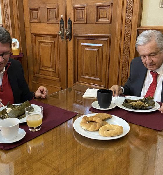Agradece AMLO a Monreal aprobación de reformas por la transformación de México