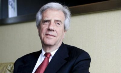 Muere Tabaré Vázquez expresidente de Uruguay. Foto: Twitter