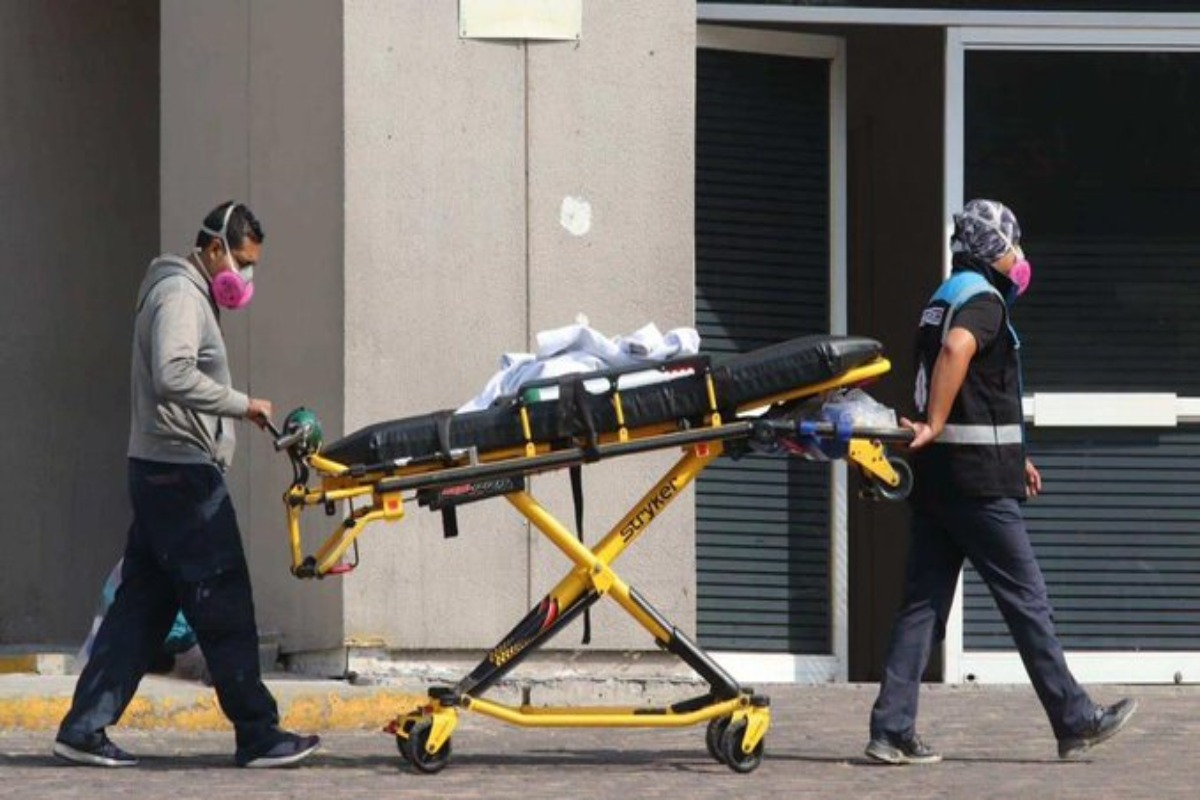 CDMX al límite de hospitalizaciones por Covid-19