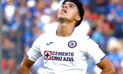Obligado Pol Fernández a regresar a Cruz Azul. Foto: Instagram Pol Fernández