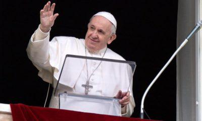 Papa Francisco pide tener alegría en el corazón. Foto: Vatican News