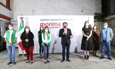 Concreta Partido Verde alianza con Morena y PT