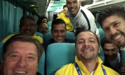 Piden la salida de Santiago Baños de América. Foto: Twitter Santiago Baños