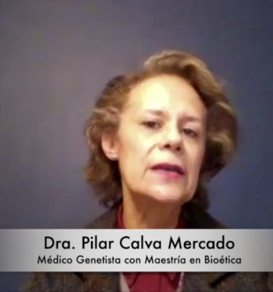 Pilar Calva denunció las leyes de aborto en Argentina