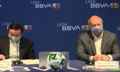 Presentan a Mikel Arriola como presidente de la Liga MX. Foto: Twitter