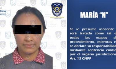 Detienen a mujer ligada al accidente de la gobernadora de Puebla