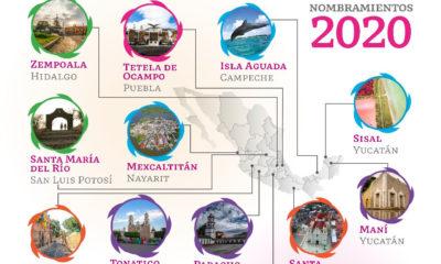 Suman nuevos Pueblos Mágicos como identidad nacional