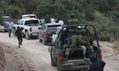 Hay 17 detenidos por masacre a familia LeBaron: Sedena
