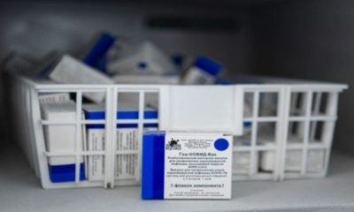 Se inició en Rusia etapa de vacunación masiva. Foto: Twitter