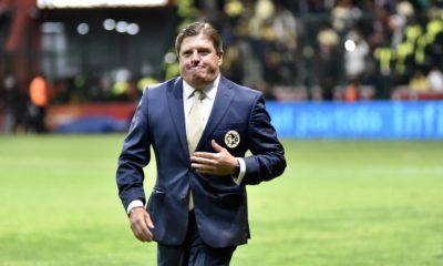 Se va Miguel Herrera de América. Foto: Cuartoscuro