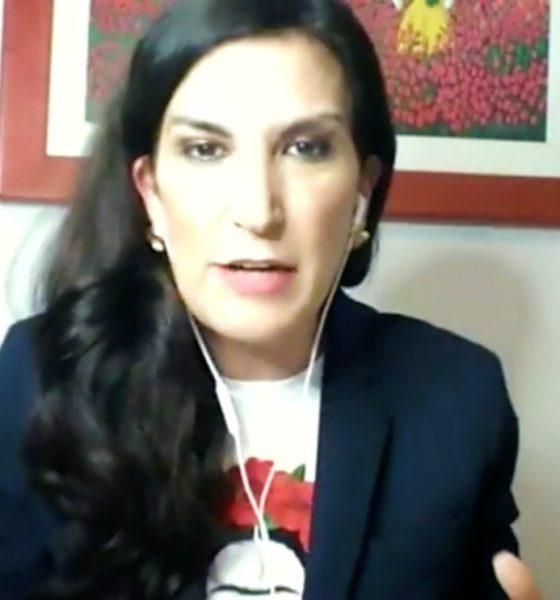 Senadora Kenia López denunciará a Morena