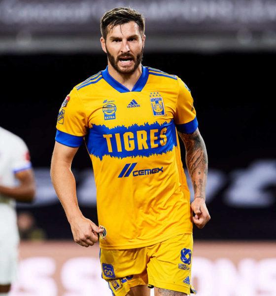 Triunfo de Tigres con Gignac. Foto: The Champions