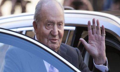 Salda Rey uan Carlos I deuda fiscal con intereses y recargos