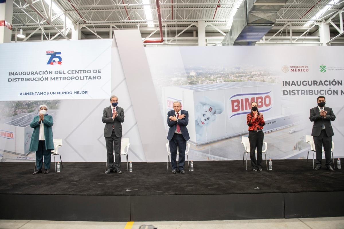 Celebran 75 años con nuevo Centro de Distribución en CDMX