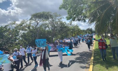 Piden a diputados de Quintana Roo defender la vida