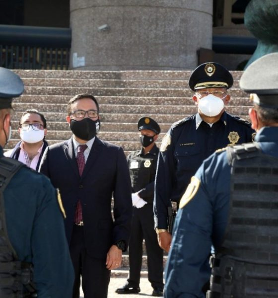 Refuerzan seguridad pública en Polanco y Chapultepec