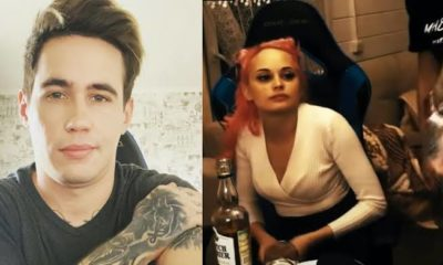 Youtuber es acusado de asesinar a su novia. Foto: Twitter