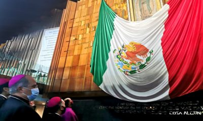 Realizan peregrinación virtual a la Basílica de Guadalupe