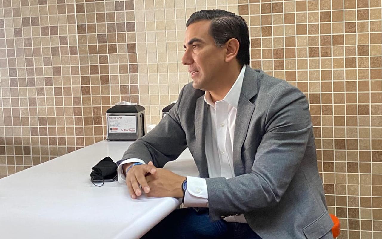 Gobierno federal debe reactivar economía afectada por pandemia: Alfonso Robledo