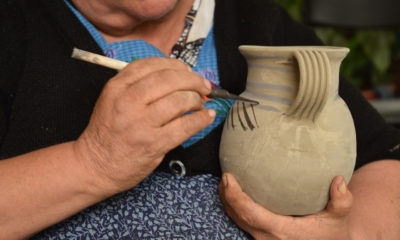 Es el barro un noble material del que nacen artesanías mexiquenses
