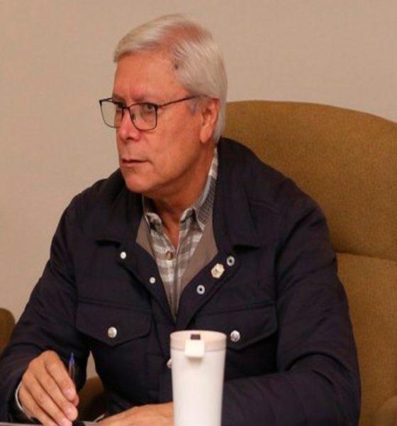 "Hospitalizan a gobernador de Baja California por ""insuficiencia respiratoria"""