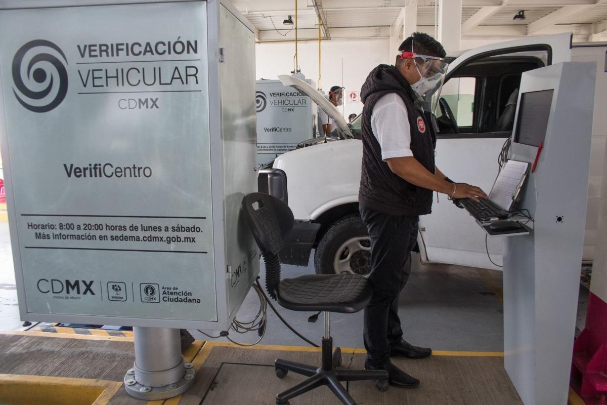 Esto es lo que se prevé para la verificación vehicular 2021