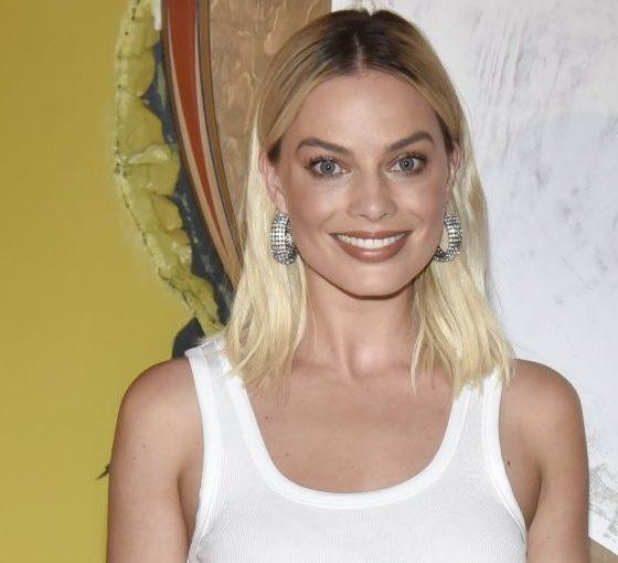 Margot Robbie en México