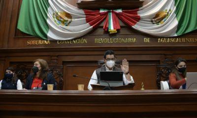 Congreso de Aguascalientes exhorta a AMLO y SRE a firmar Consenso de Ginebra