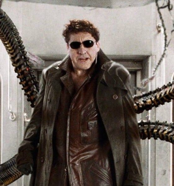Doctor Octopus Alfred Molina