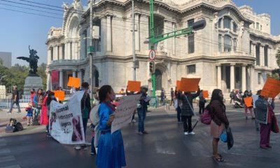 Comerciantes indígenas demandan espacio para trabajar