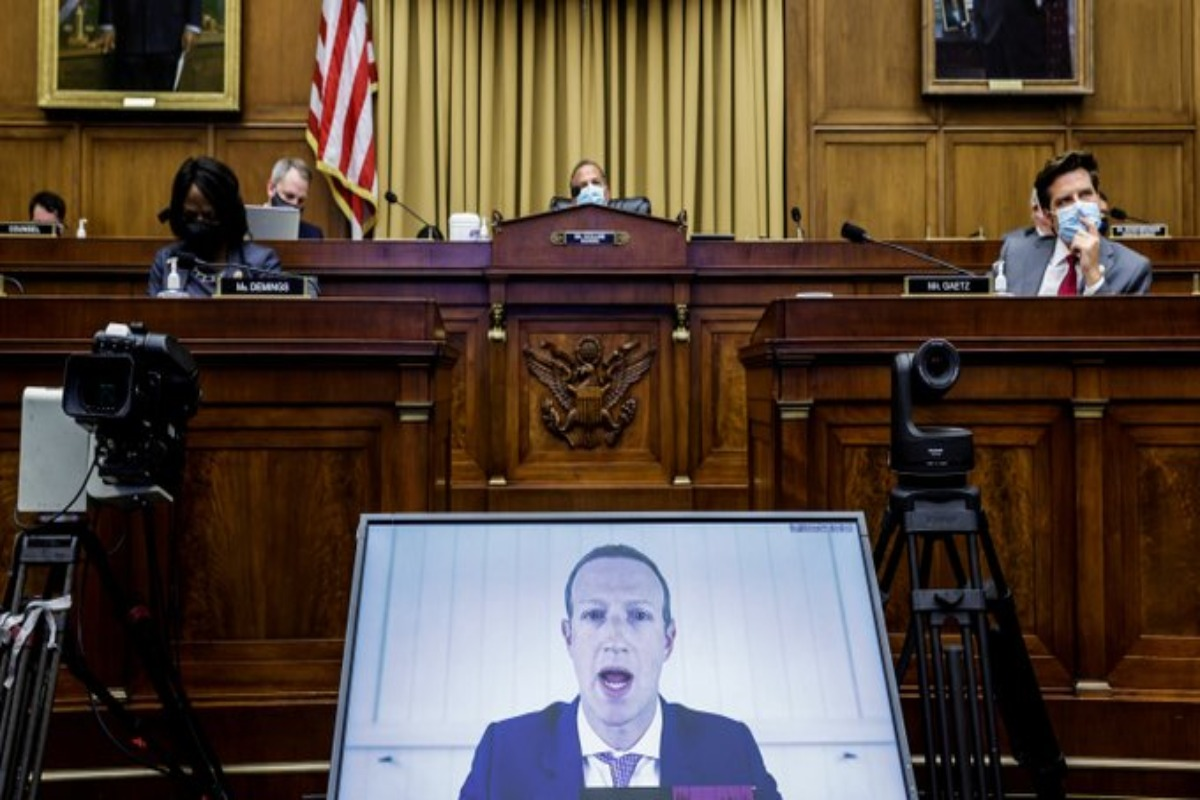 EU presenta demanda antimonopolio contra Facebook