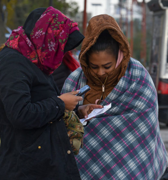 Se pronostica ambiente de frío a muy frío en gran parte de México