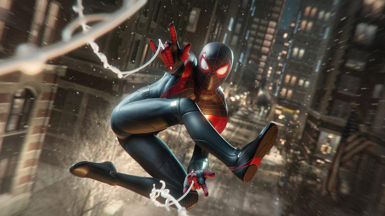 Videojuegos, Spiderman, Miles Morales