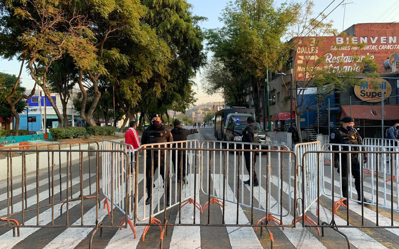 Basílica de Guadalupe cierra sus puertas a millones de peregrinos