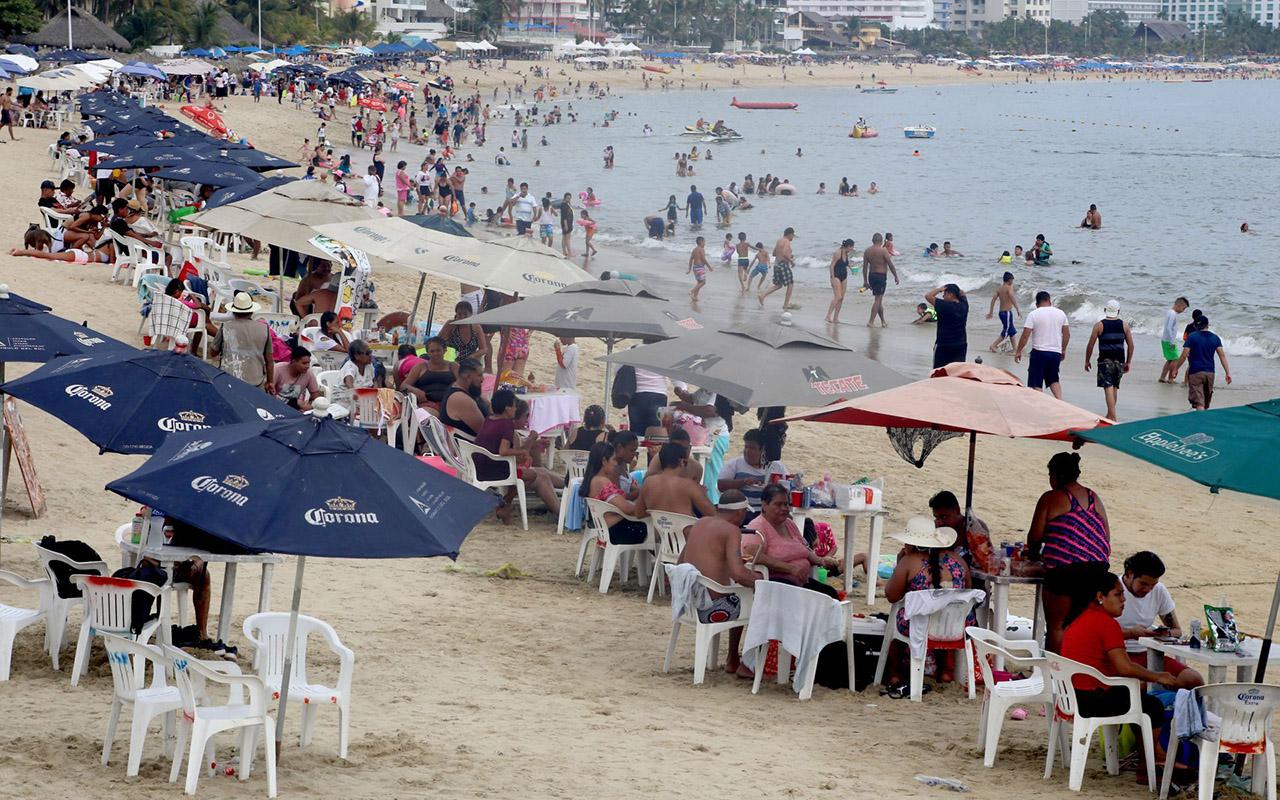Pese a pandemia, se espera un repunte de turismo en Navidad y fin de año