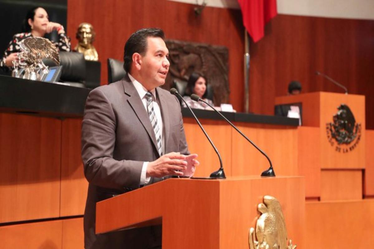 Abren proceso de desafuero contra senador Pérez Cuéllar