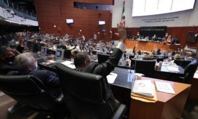 Aprueban senadores reformas sobre captación de divisas