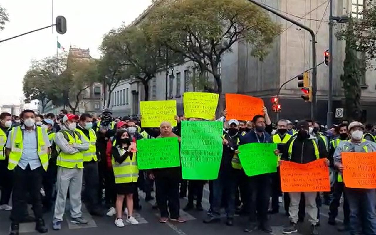 Trabajadores de Interjet piden al Gobierno federal intervenga en retraso de pagos
