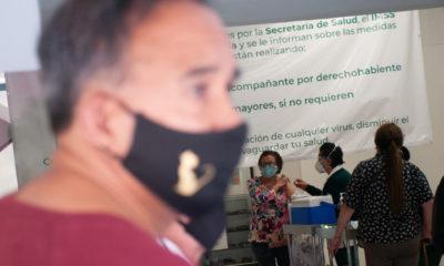 IMSS aplica casi 7 millones de vacunas contra influenza estacional