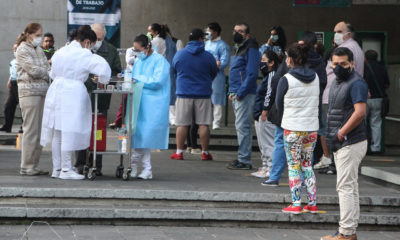 Convocan a estudiantes a participar en brigadas de vacunación contra Covid