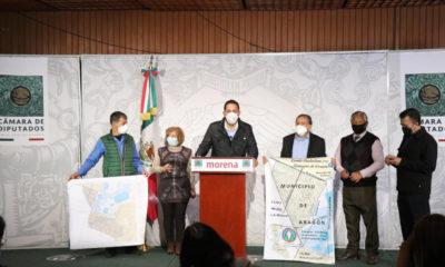Vecinos de Aragón quieren separarse de Neza