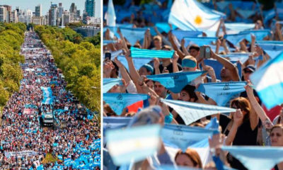 Episcopado argentino pide jornada pro vida y reconoce a mujeres 'que se echan la patria al hombro'