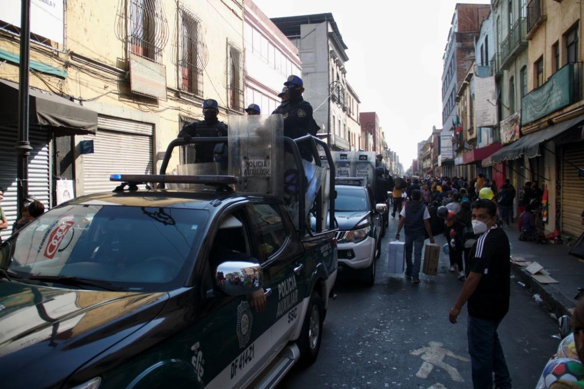 Refuerzan operativos de prevención y seguridad por Día de Reyes