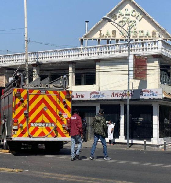 Explosión por acumulación de gas en panadería de la alcaldía GAM