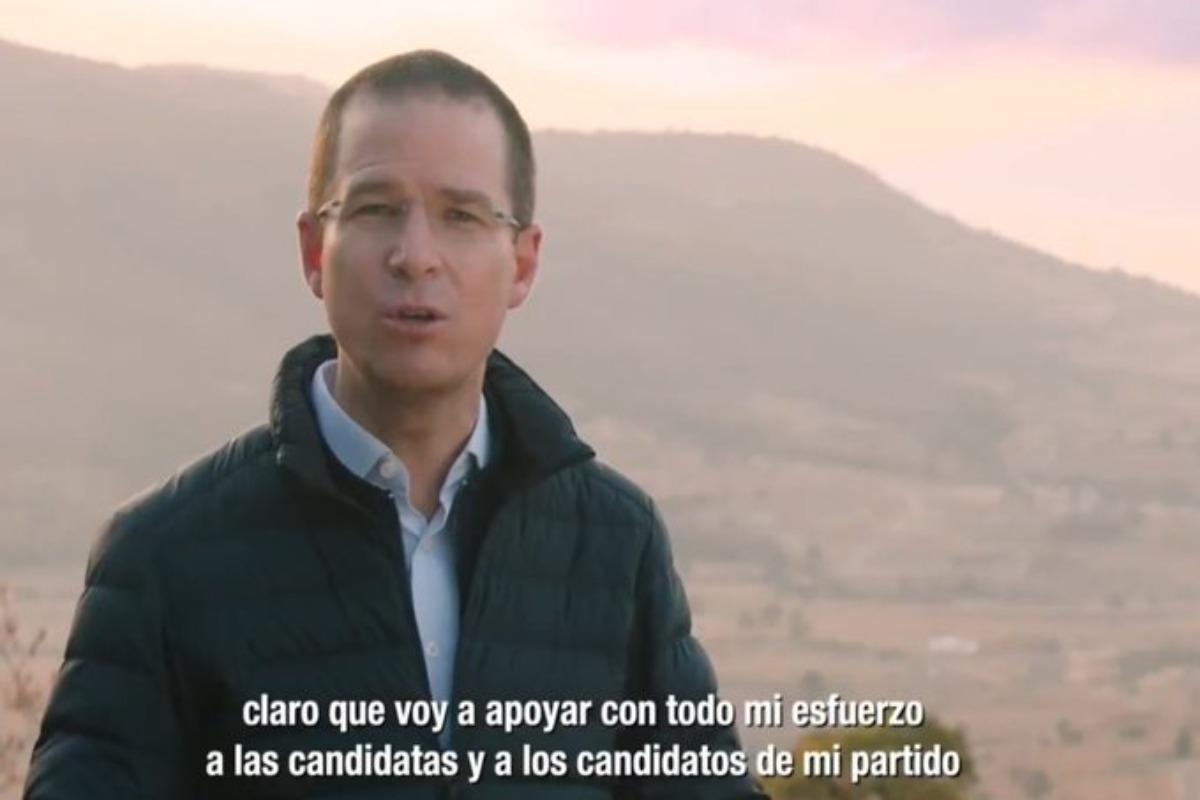 Se destapa Ricardo Anaya; va por la presidencia en 2024